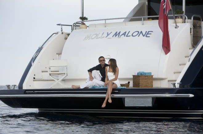 M/Y Molly Malone Yacht #7