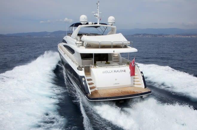 M/Y Molly Malone Yacht #3