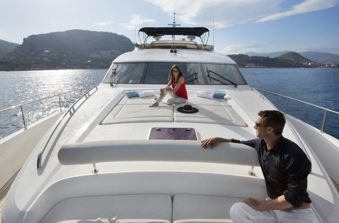 M/Y Molly Malone Yacht #8