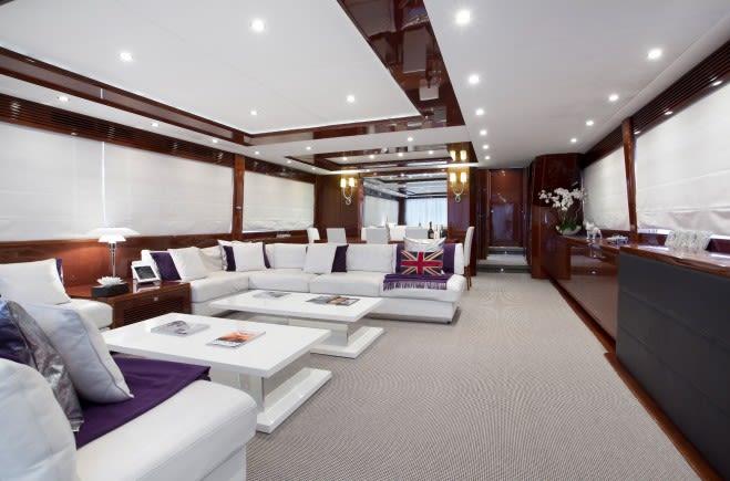 M/Y Molly Malone Yacht #4