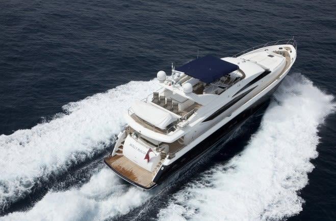 M/Y Molly Malone Yacht #5