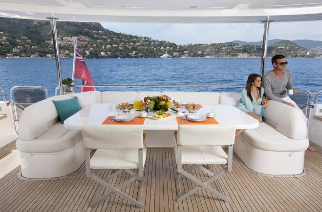 M/Y Molly Malone Yacht #9