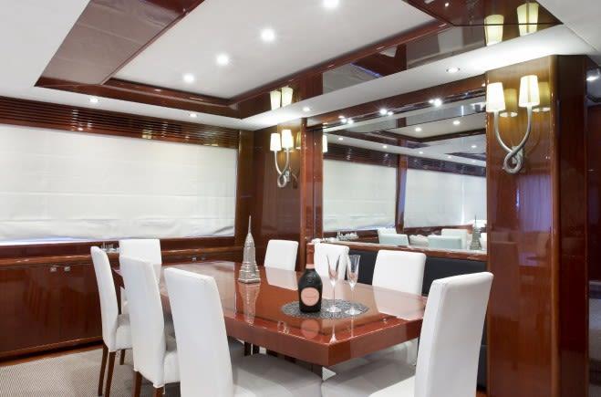 M/Y Molly Malone Yacht #13