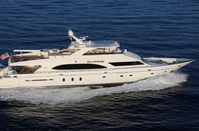 M/Y Exit Strategy Yacht #1