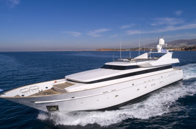 M/Y Mabrouk Yacht #2