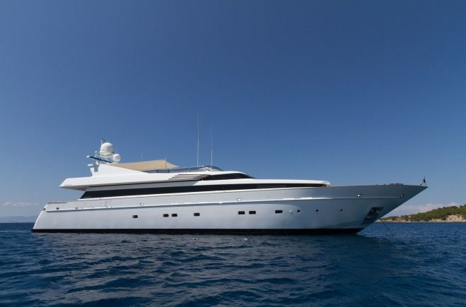 M/Y Mabrouk Yacht #1