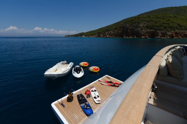 M/Y Mabrouk Yacht #7