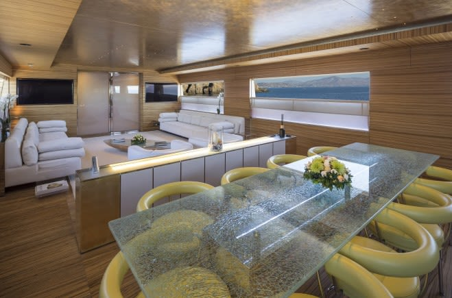 M/Y Mabrouk Yacht #9