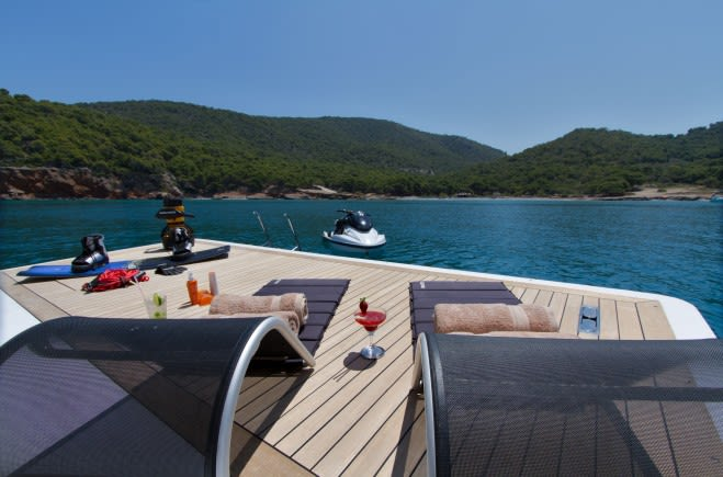 M/Y Mabrouk Yacht #5