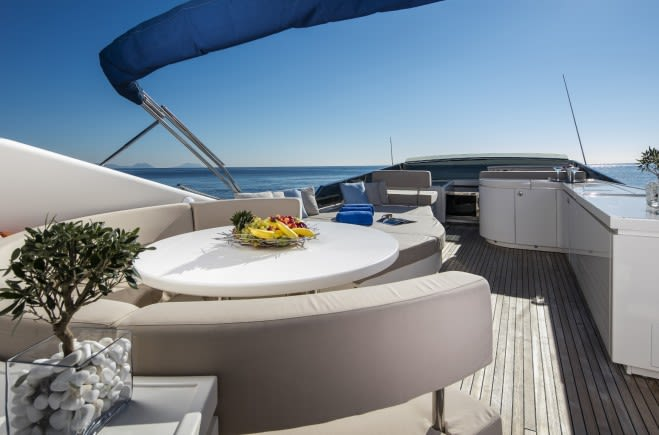 M/Y Mythos Yacht #5