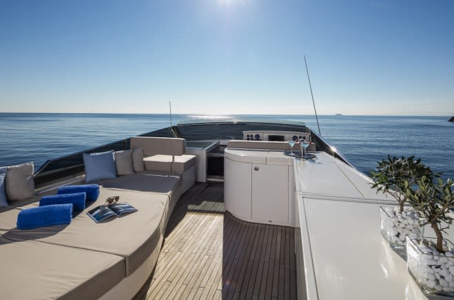 M/Y Mythos Yacht #6