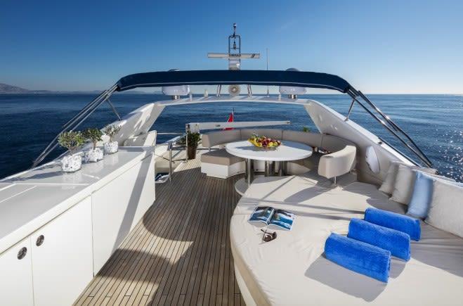 M/Y Mythos Yacht #3
