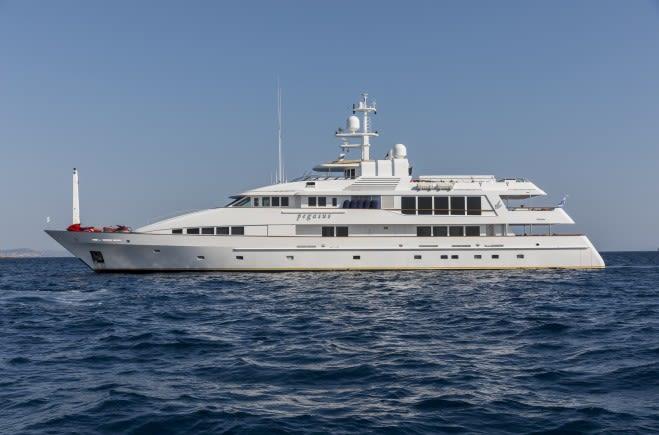 M/Y Pegasus Yacht #5