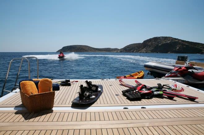 M/Y Pegasus Yacht #3