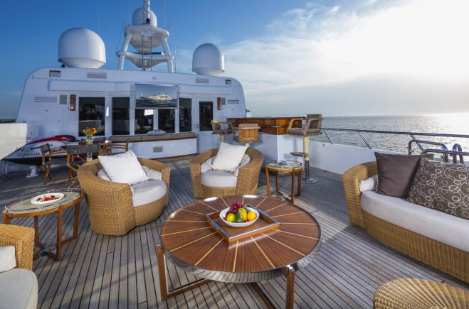 M/Y Pegasus Yacht #12