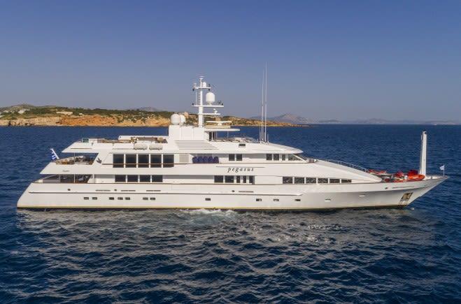 M/Y Pegasus Yacht #6