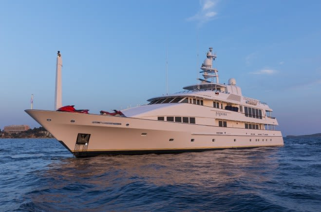 M/Y Pegasus Yacht #7