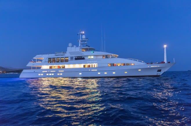 M/Y Pegasus Yacht #8