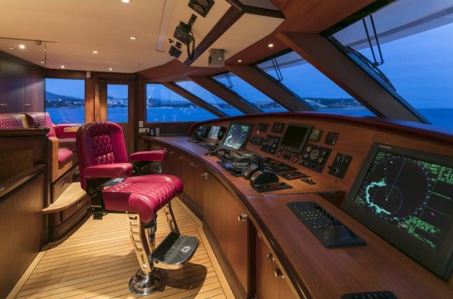 M/Y Pegasus Yacht #31