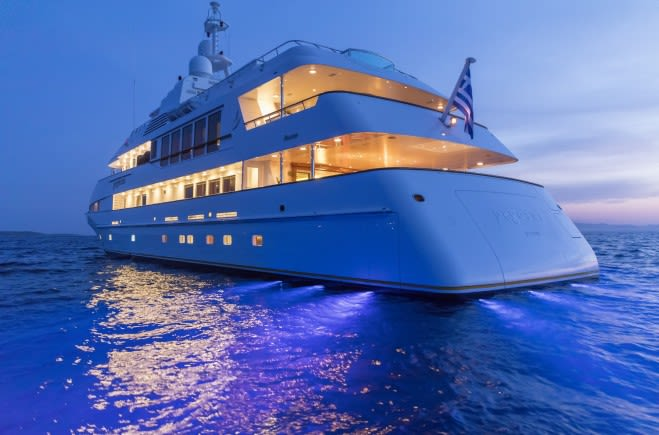 M/Y Pegasus Yacht #9