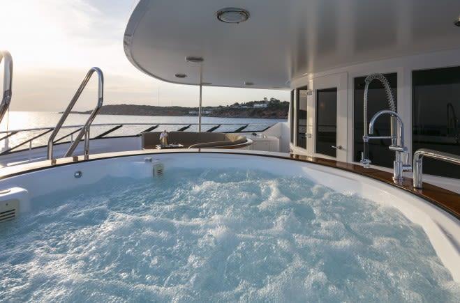 M/Y Pegasus Yacht #13