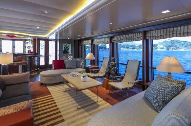 M/Y Pegasus Yacht #17