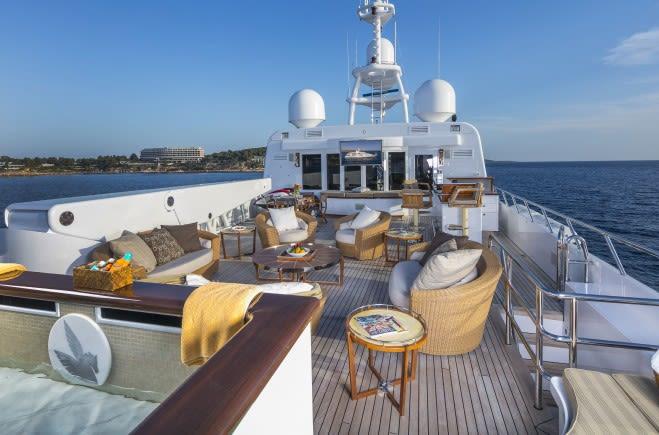 M/Y Pegasus Yacht #2