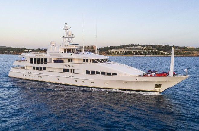 M/Y Pegasus Yacht #1