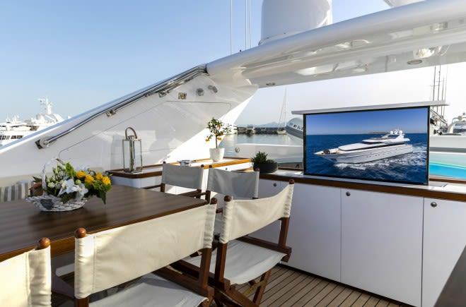 M/Y Alexia AV Yacht #8