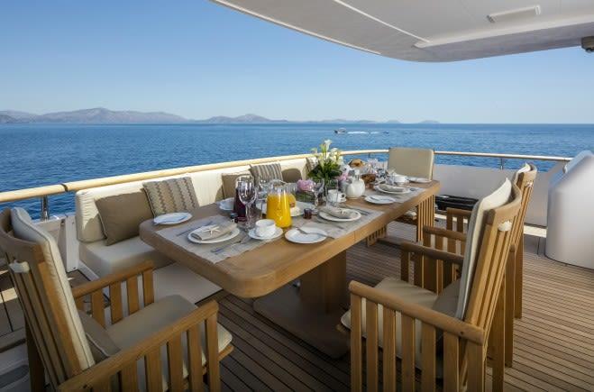 M/Y Alexia AV Yacht #5