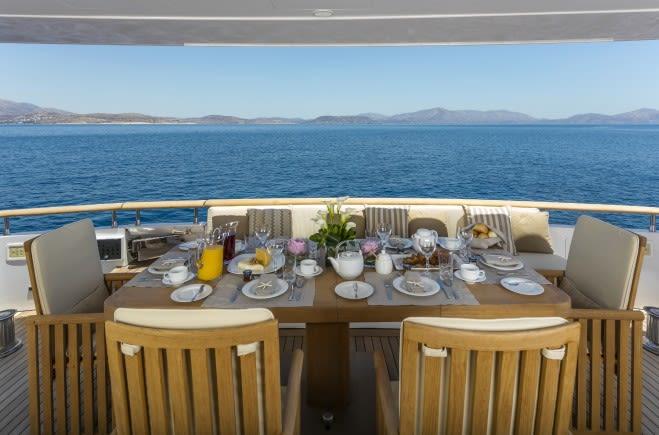 M/Y Alexia AV Yacht #3