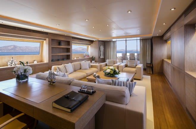 M/Y Alexia AV Yacht #11