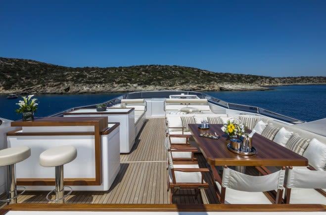 M/Y Alexia AV Yacht #6