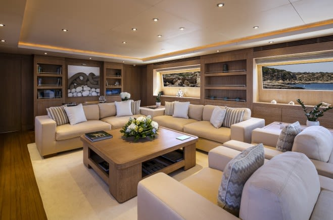 M/Y Alexia AV Yacht #12