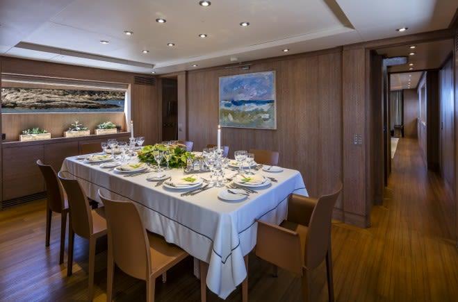 M/Y Alexia AV Yacht #14