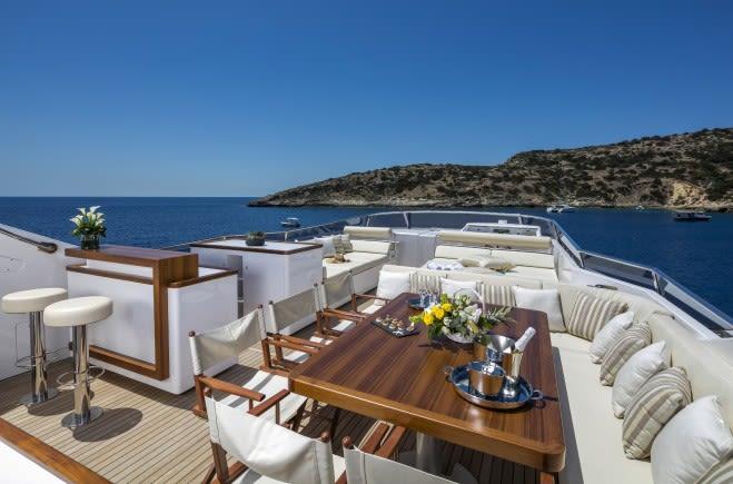 M/Y Alexia AV Yacht #7