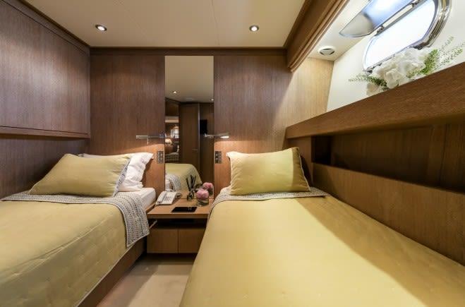 M/Y Alexia AV Yacht #21