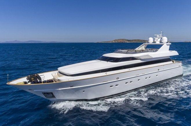 M/Y Alexia AV Yacht #1