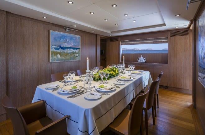 M/Y Alexia AV Yacht #15
