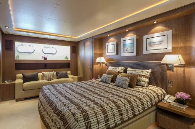 M/Y Alexia AV Yacht #18