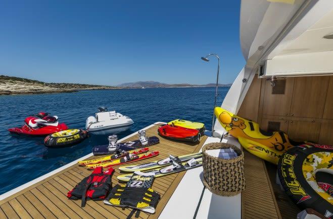 M/Y Alexia AV Yacht #4