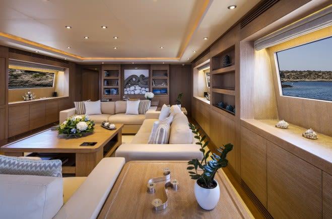 M/Y Alexia AV Yacht #17