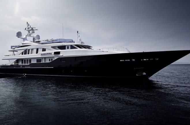 M/Y Alexandra Yacht #5