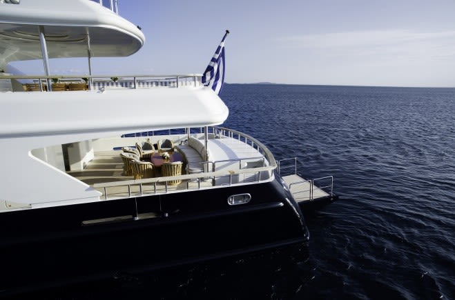 M/Y Alexandra Yacht #7
