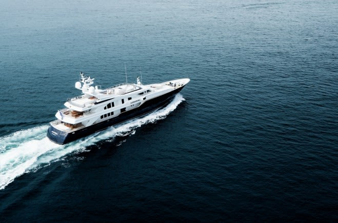 M/Y Alexandra Yacht #6