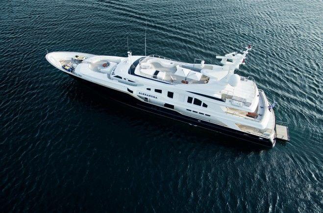 M/Y Alexandra Yacht #1