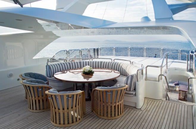 M/Y Alexandra Yacht #8