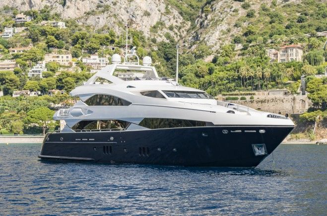 The Devocean Yacht Charter | Sunseeker