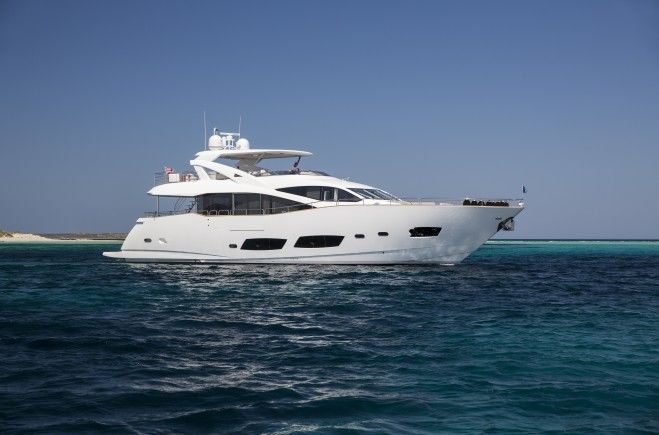 M/Y Play the Game | Sunseeker