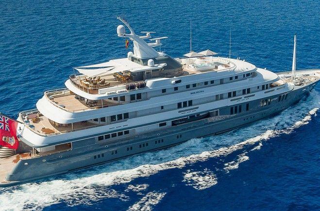 M/Y Boadicea Yacht #2